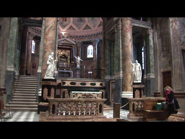 Ghemme restauri chiesa parrocchiale 2.