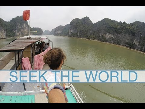 Ha Long Bay is One of New 7 Wonders of Nature