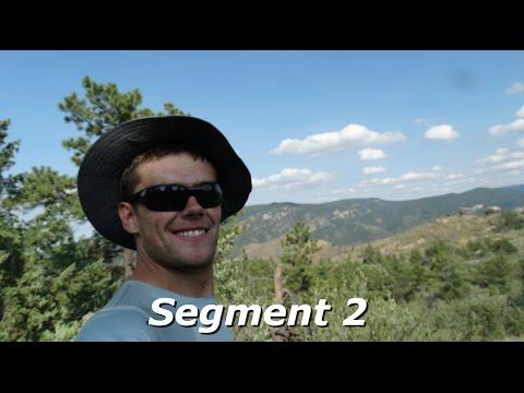 The Colorado Trail : Video Time Lapse : Seg # 2