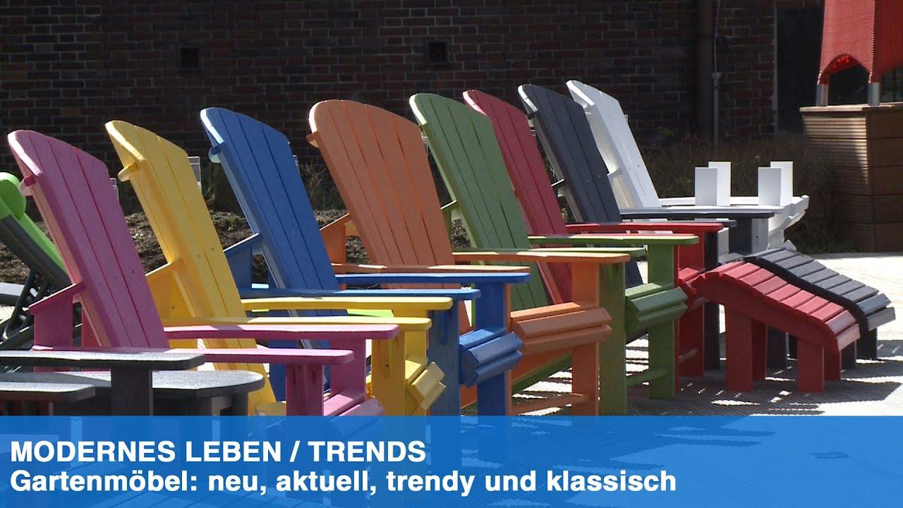 Gartenmöbel bei Schaffrath: neu, aktuell, trendy und klassisch