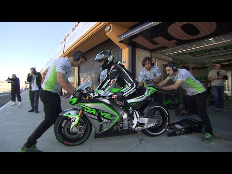 New faces for 2015 – Eugene Laverty