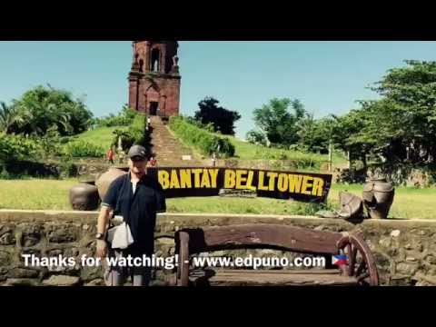 Bantay Bell Tower and Bantay Church (St. Augustine Church) Vigan City Philippines