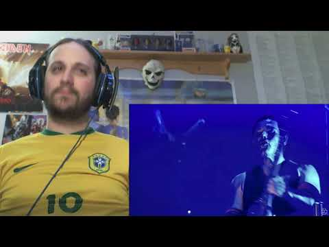 Rammstein - Benzin (Live Madison Square Garden) (Reaction)
