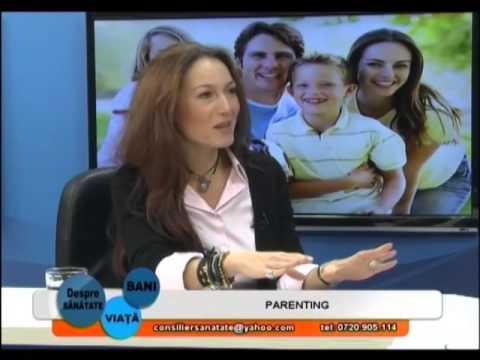 Parenting - invitat: Urania Cremene - trainer & couch parenting