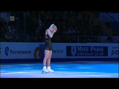 Kiira Korpi - Cup of Russia 2012 in Moscow - Exhibition