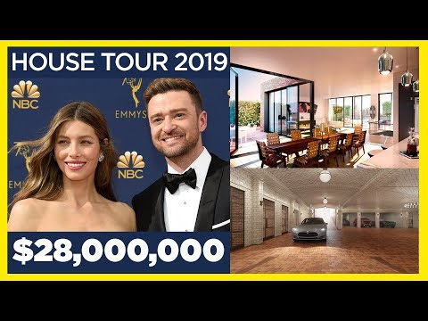Justin Timberlake and Jessica Biel ★ 2019 Exquisite ★ Penthouse Tour