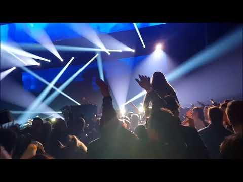 Tiesto Live @ Sørmarka Arena Stavanger 20-01-2018 Northern Lights Tour 2018