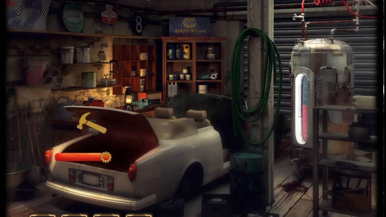 escape garage