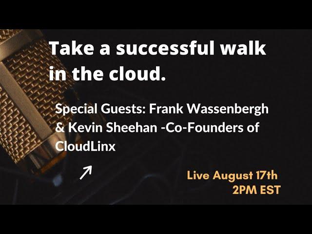 Take a successful walk in the cloud.