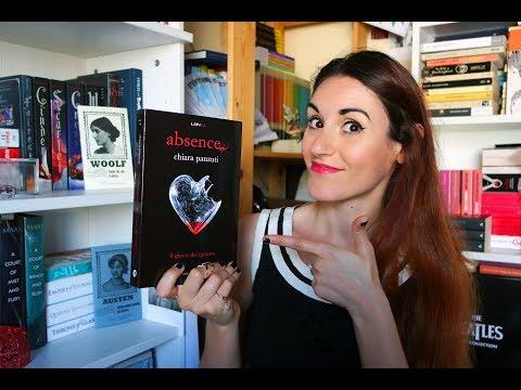 Recensione: Absence di Chiara Panzuti (+ chiacchiericcio di una giornata in casa editrice)