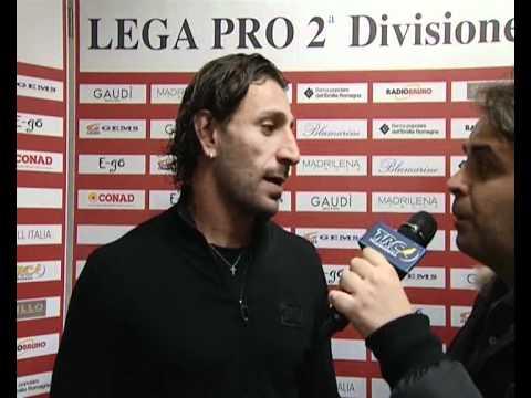 Carpi 2-0 Chieti Giuseppe Giglio