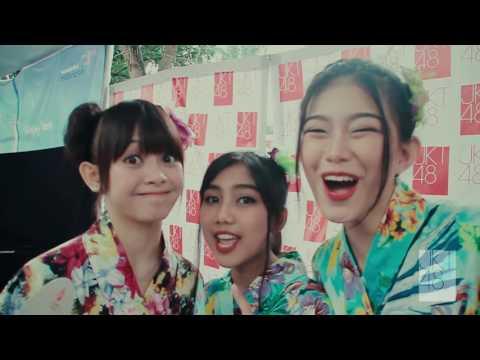 JKT48 at Jak-Japan Matsuri 2016