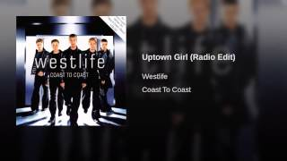 Uptown Girl (Radio Edit)
