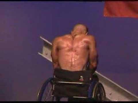 Colt Wynn - 2007 Wheelchair Nationals