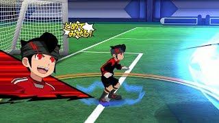 Inazuma Eleven Go Strikers 2013 Dark Inazuma Japan Vs Destructchers Wii 1080p (Dolphin/Gameplay)