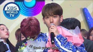 Winner's Ceremony : Baekhyun from EXO [Music Bank / ENG / 2020.06.05]
