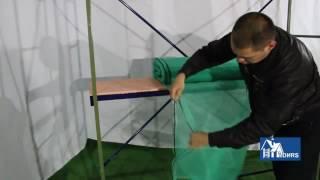 видео сетка строительная