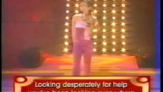 "Lady Violet  - ""Inside to Outside"" Live con Sottotitoli (Subtitled) Karaoke"