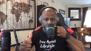 Free Agent Lifestyle Podcast LIVE: The Phenomenon Called Sugaring & Only Fans