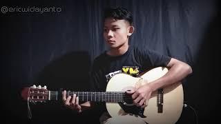 Gambar cover Gaby   Tinggal kenangan   cover gitar arr nathan fingerstyle