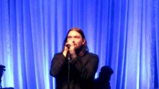 Shinedown Burning Bright Live Acoustic Charlotte 11/09/2010 GOOD QUALITY