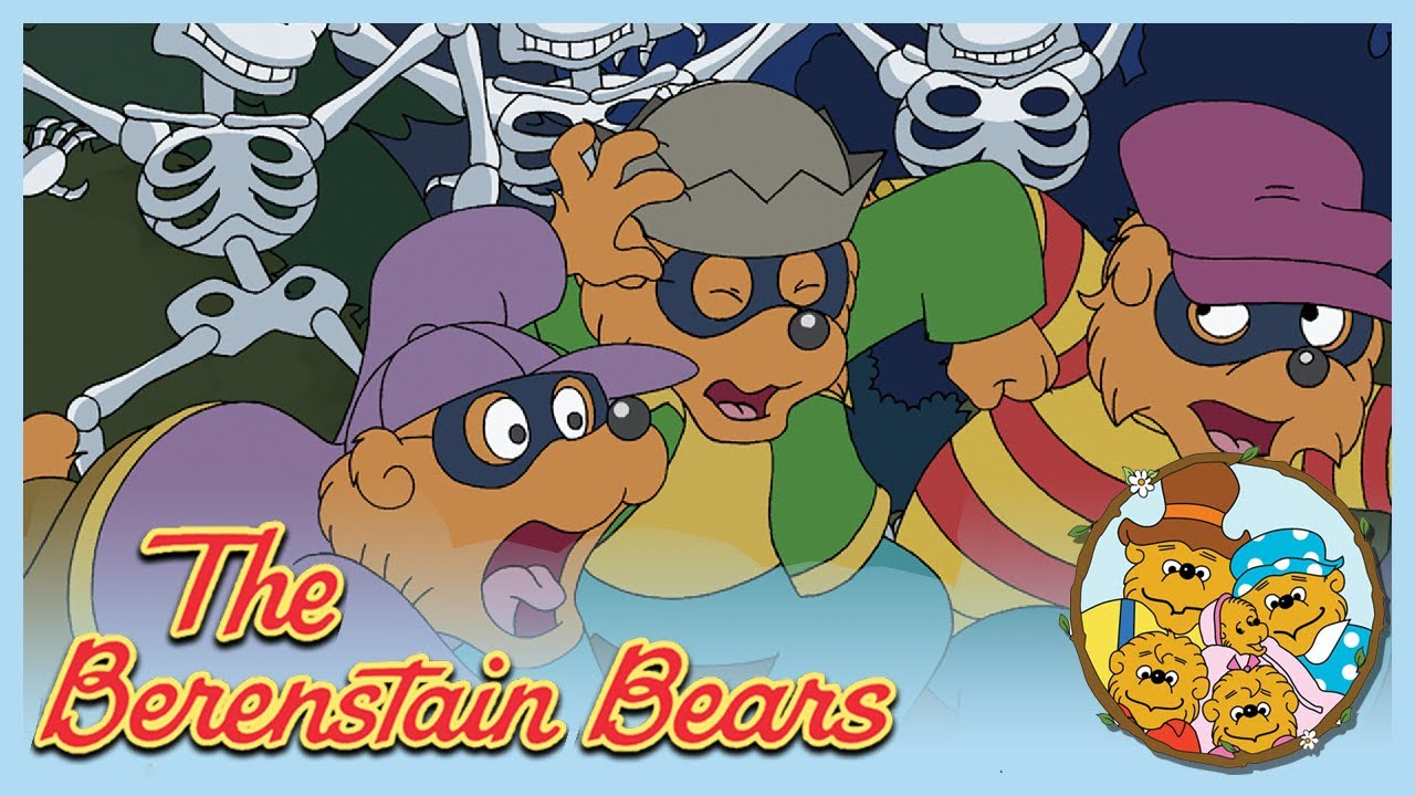 Download Berenstain Bears: Too Much TV/ Trick or Treat - Ep.5