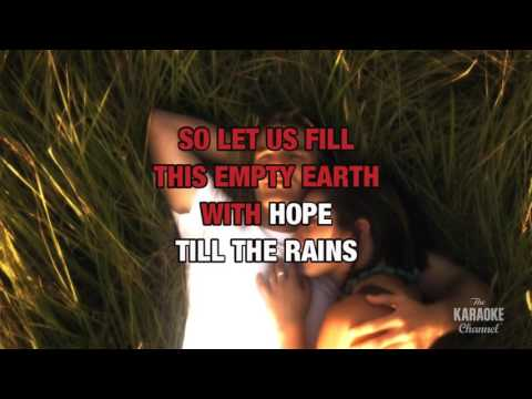 Days Like These in the style of Janis Ian | Karaoke with Lyrics