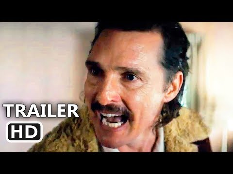 WHITE BOY RICK   2018 Matthew McConaughey Movie HD
