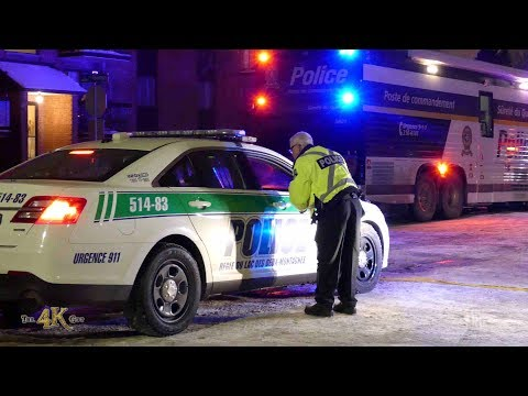 Deux-Montagnes: Accusé d'outrage au cadavre / Man charged with outrage 1-16-2019