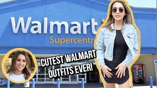 WEARING ONLY WALMART FOR A WEEK | ALEXANDREA GARZA