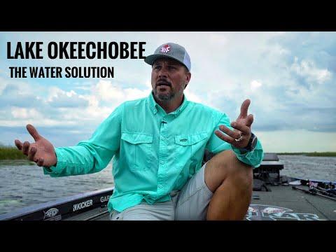 Fixing Lake Okeechobee's Water Release Issues - Best Idea Yet!