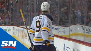 Sabres' Jack Eichel Shows Off 'Sick Mitts' for Amazing Goal