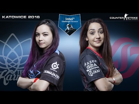 CS:GO - Team Karma vs. CLG Red [Mirage] - Intel Challenge Katowice 2016 - Semifinal Map 2