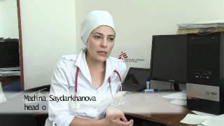 Chechnya: MSF treats cardiac emergencies