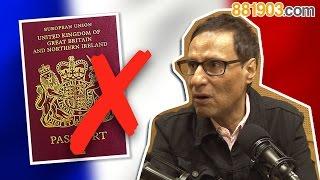 遊法國被當非法入境 褚簡寧:BNO無用!