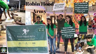 Serve the Hungry Citizen | Ft. Robin Hood Army