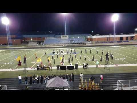Sallisaw High school Marching Band: Oologah