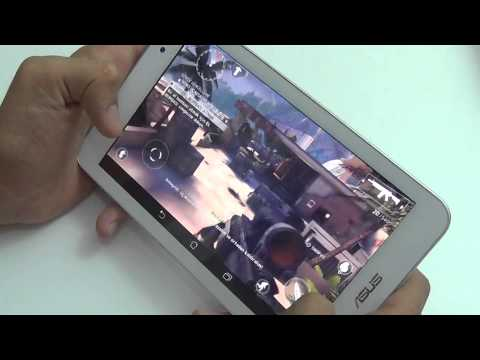 Asus MemoPad 7 ME176C Modern Combat 4 GamePlay Oynanış Videosu