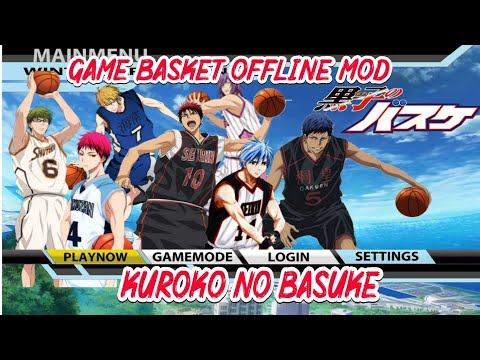 Game Kuroko No Basket!! Offline Game Basket 2019