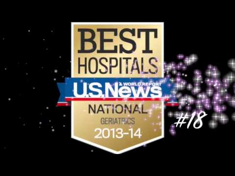 """US News & World Report"" Best Hospital Rankings  2013"