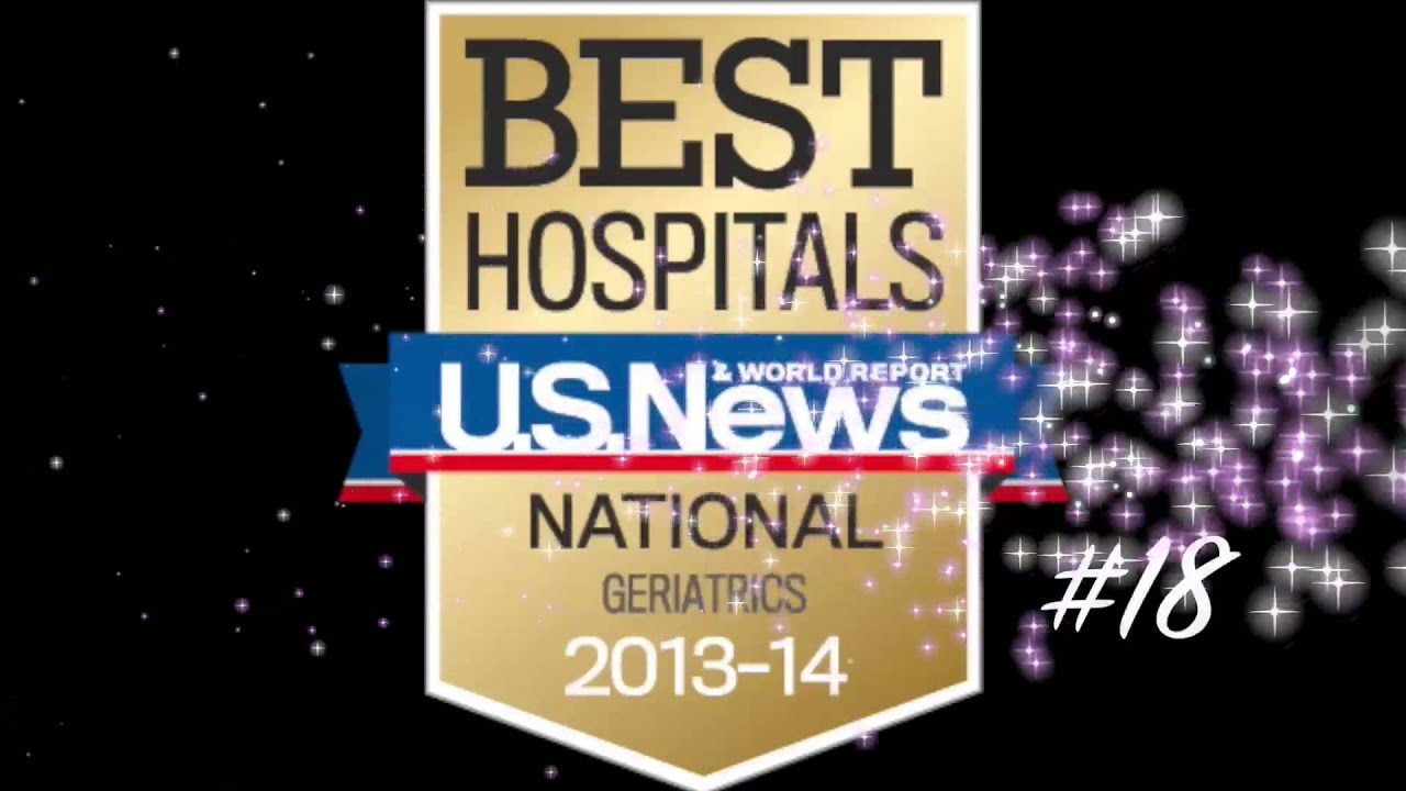 """US News & World Report"" Best Hospital Rankings 2013 - YouTube"