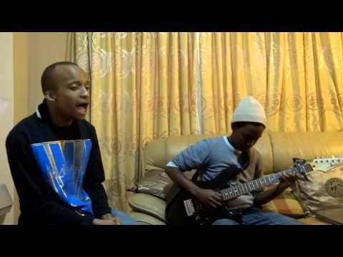 Haiya - Harry Kimani Cover by Chris & Mutala (Sauti - The Blog)