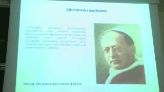 Liberalizm, ekonomia i Nauka Społeczna Kościoła