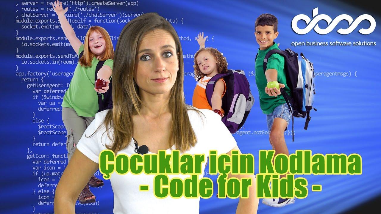 Çocuklarlar için kodlama dilleri nedir? - Doodle
