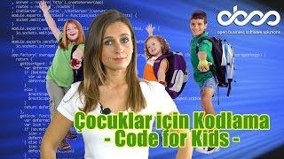 Çocuklar İçin Kodlama |  Code for Kids