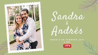 Sandra y Andrés