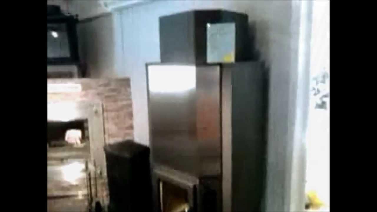 Vattenmantlad kamin DIP B 14-18kW ( karles.se ) - YouTube