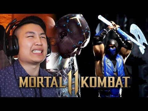 Mortal Kombat 11 - My First Hands-On Impression With MK11!!