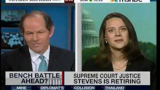 Beck and Carrie Severino judcial crisis network on Obama pick.wmv