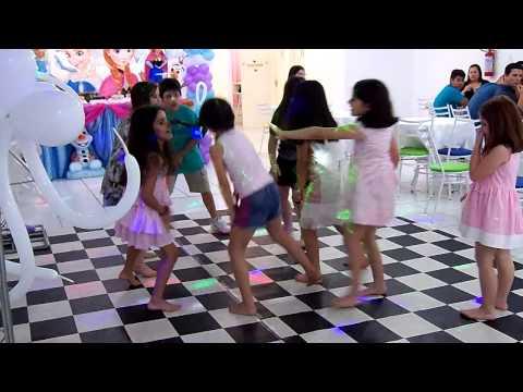 Sky Sonorizações - Dj Saul Souza 8 Anos Helena Leão Pivotto - Dudinha Festas Infantis